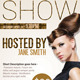 Fashion Show Roll-Up Banner - GraphicRiver Item for Sale
