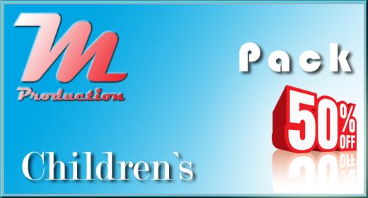 Children`s Packs