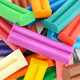 Colorful plasticine background - PhotoDune Item for Sale