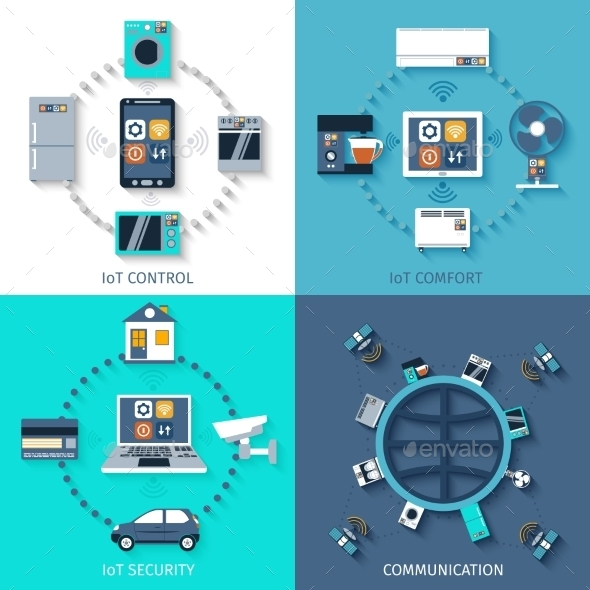 GraphicRiver Internet Composition 10621578