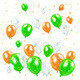 Patricks Day Balloons - GraphicRiver Item for Sale