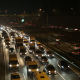 Istanbul Traffic at Night  - VideoHive Item for Sale