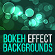 10 Bokeh Effect Backgrounds - GraphicRiver Item for Sale