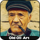Pure x Old Oil Paint Art - GraphicRiver Item for Sale