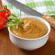 Bowl of sweet Bavarian mustard - PhotoDune Item for Sale