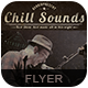 Chill Sounds Flyer Poster - GraphicRiver Item for Sale