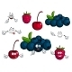 Berry Cartoons  - GraphicRiver Item for Sale