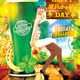 Happy St Patricks Day Flyer  - GraphicRiver Item for Sale
