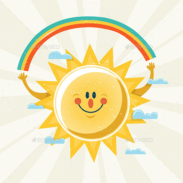 GraphicRiver Mister Sunshine 10623842