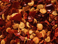 dride red chili flakes food background - PhotoDune Item for Sale