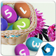 Easter Eggs Basket V.1 - GraphicRiver Item for Sale