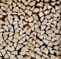 Texture of a stack of chopped firewood - PhotoDune Item for Sale