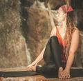 Ardha Matsyendrasana - PhotoDune Item for Sale