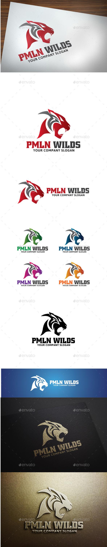 GraphicRiver Pmln Wilds Logo 10606221