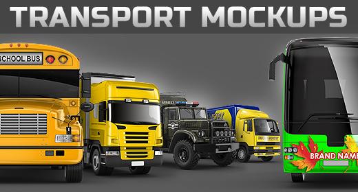 Transport Mockups
