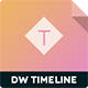 DW Timeline Ghost - ThemeForest Item for Sale