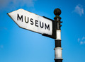 Old Museum Sign - PhotoDune Item for Sale