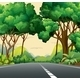 A Narrow Road - GraphicRiver Item for Sale