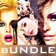 Retouching Photoshop Action Bundle 2 - GraphicRiver Item for Sale