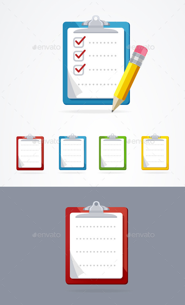 GraphicRiver Checklist 10628695