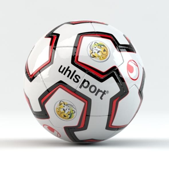 3DOcean Soccer Ball 10628954