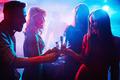 Gathering in club - PhotoDune Item for Sale