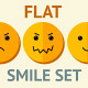 Smile Icon Set  - GraphicRiver Item for Sale