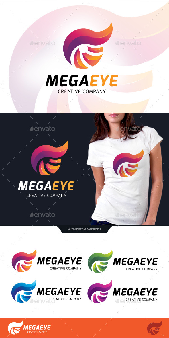 GraphicRiver Mega Eye 10629145