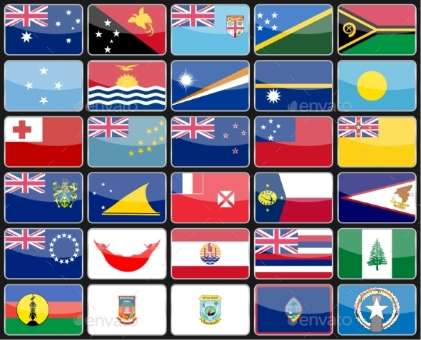 GraphicRiver Flags of the Countries 10629318