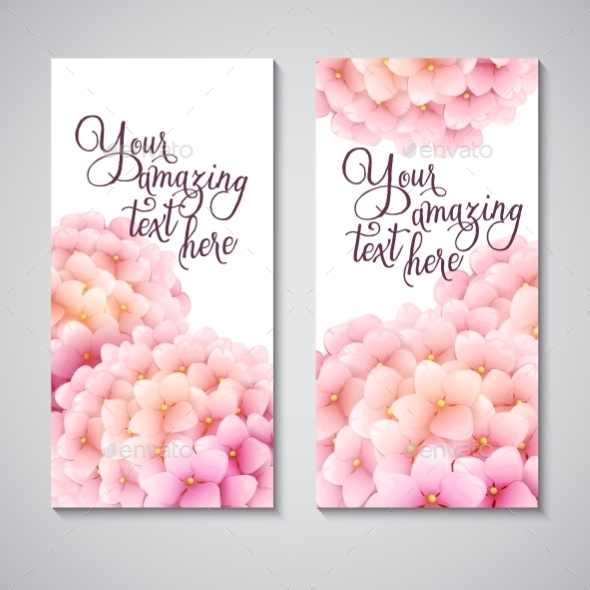 GraphicRiver Flower Banners 10629584
