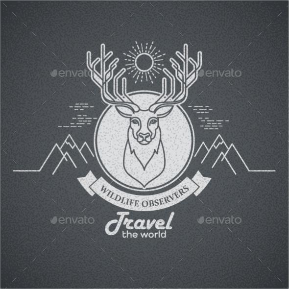 GraphicRiver Wild Animals 10629606