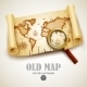 Old Map - GraphicRiver Item for Sale