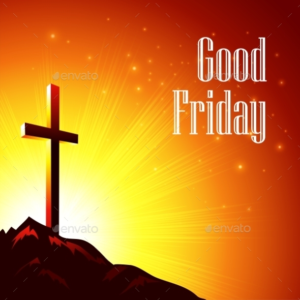 GraphicRiver Good Friday 10630286