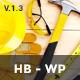 Housebuild - WordPress Construction Business Theme - ThemeForest Item for Sale