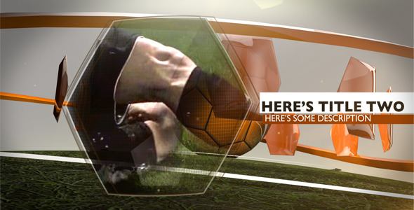After Effects Project - VideoHive Sport Theme 1070963