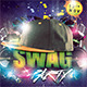 Swag / Hiphop Album CD Cover - GraphicRiver Item for Sale