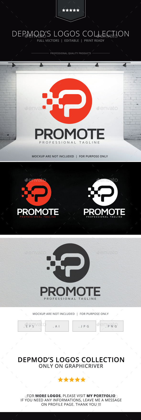 GraphicRiver Promote Logo 10634461