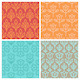Mono Line Seamless Patterns - GraphicRiver Item for Sale