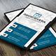 DevBlue Modern Business Card - GraphicRiver Item for Sale