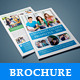 Educational Prospectus Brochure  - GraphicRiver Item for Sale
