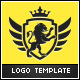 Lions Army Logo Template - GraphicRiver Item for Sale