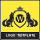 Wolf Estate Logo Template - GraphicRiver Item for Sale