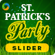 St.Patrick's Day Party Slider - GraphicRiver Item for Sale