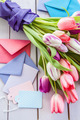 Colorful tulips - PhotoDune Item for Sale