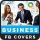 2 Business Facebook Covers - GraphicRiver Item for Sale