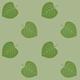 Cordate Leaf Pattern - GraphicRiver Item for Sale