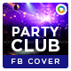 Night Club Facebook Cover - GraphicRiver Item for Sale