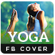 Yoga Facebook Cover - GraphicRiver Item for Sale