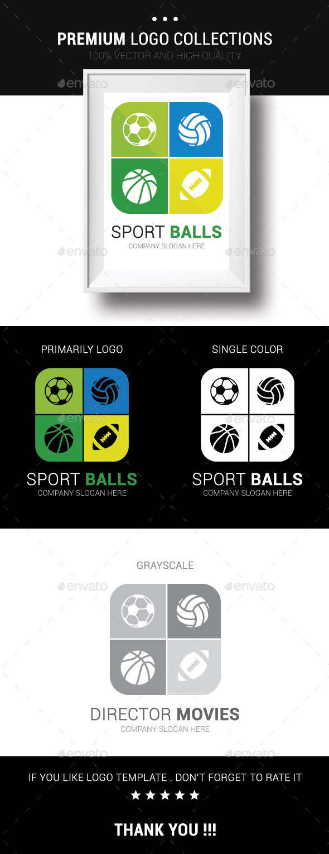 GraphicRiver Sport Balls 10636778