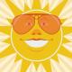 Sun Set - GraphicRiver Item for Sale